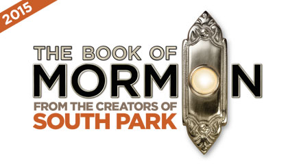 Book of Mormon 2015 Engagement.
